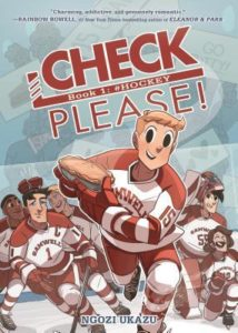 book review check please by ngozi ukazu