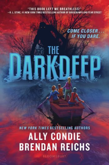 book review darkdeep ally condie brendan reichs