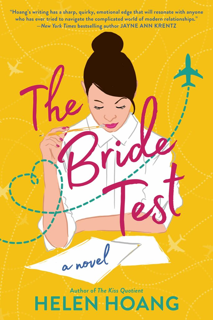 Review: The Bride Test by Helen Hoang - Utopia State of Mind