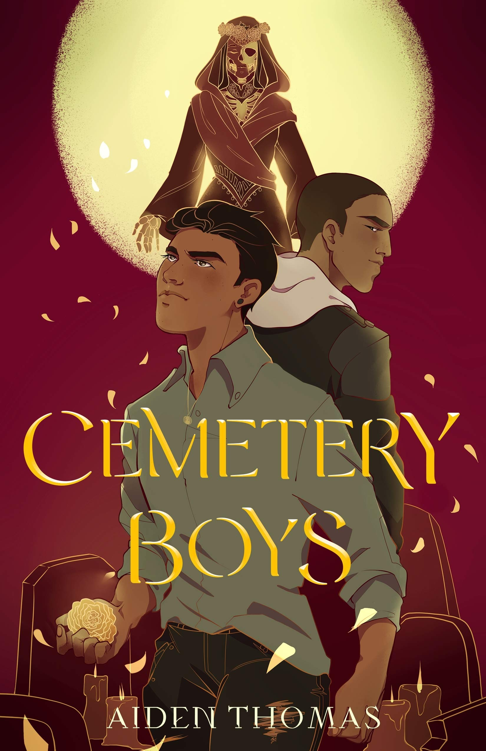 Review: Cemetery Boys by Aiden Thomas - Utopia State of Mind